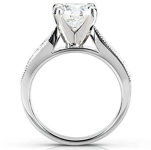 The Moissanite Moissanite Engagement Rings Jewelry Earrings